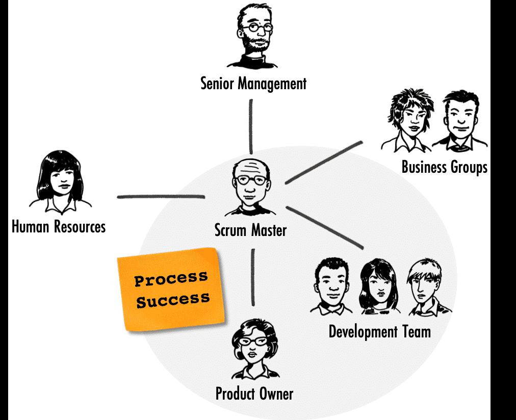 Scrum Master and process success