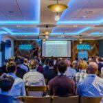 Roman speaking at MTP Leadership London 2017