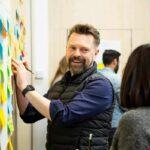 Roman teaching product leadership workshop, Mar 2020, London